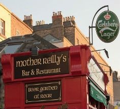 Visit Dublin - Dublin Events - Trad Sessions @ Mother Reilly's 9-11pm Traditional Irish Music, every Thursday