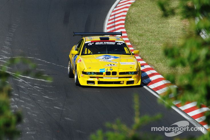 BMW 840i at the 24 Hours 2008