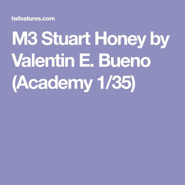 M3 Stuart Honey by Valentin E. Bueno (Academy 1/35)