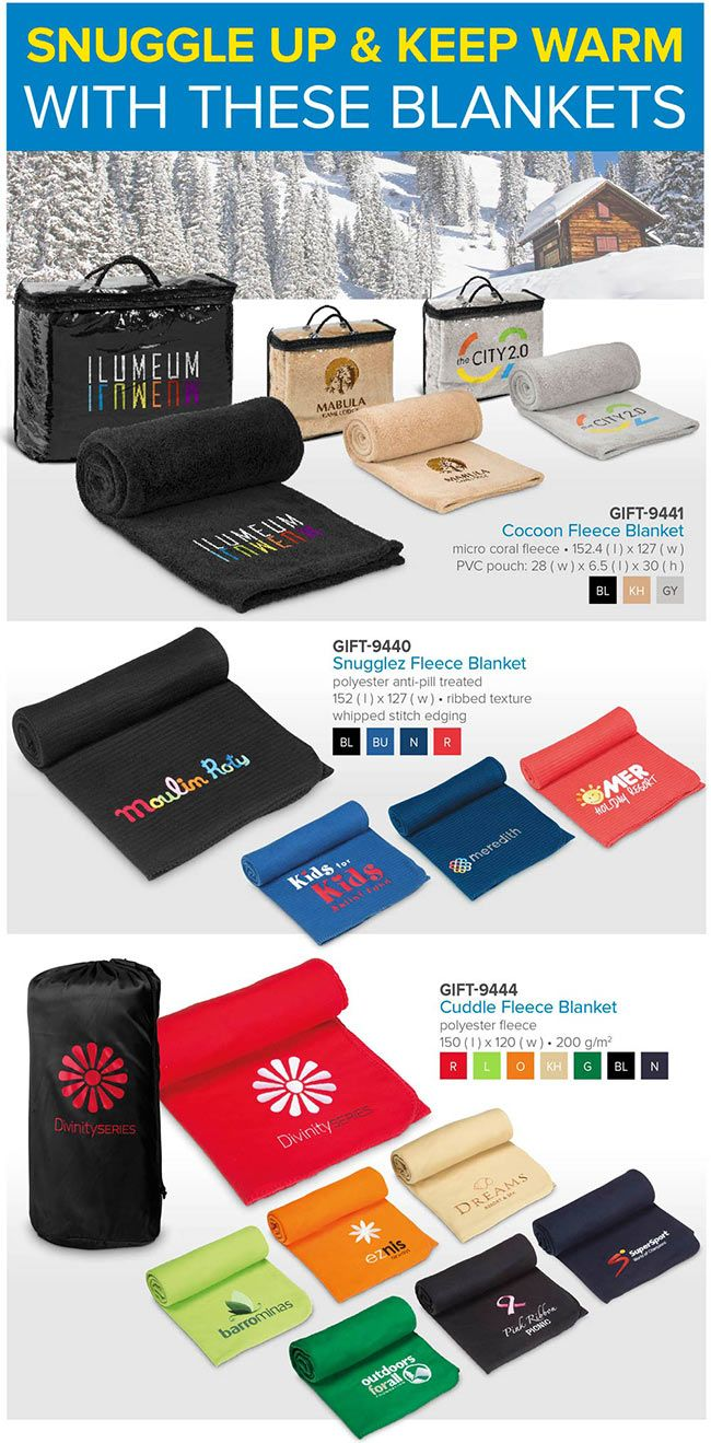 Winter Blankets to Keep You Warm | Brand Innovation Specials  in South Africa