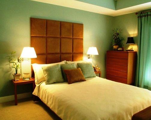 Dormitorio Feng-Shui • Feng-Shui bedroom  Dormitorios ...