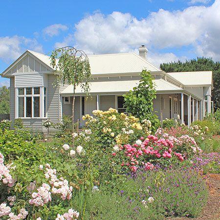 A Harkaway home Exterior  Colour