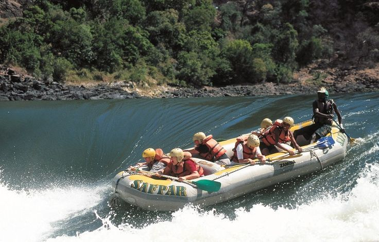 Mount Zion Tours and Travels excellence started running Canoeing Safaris in the Zambezi River.