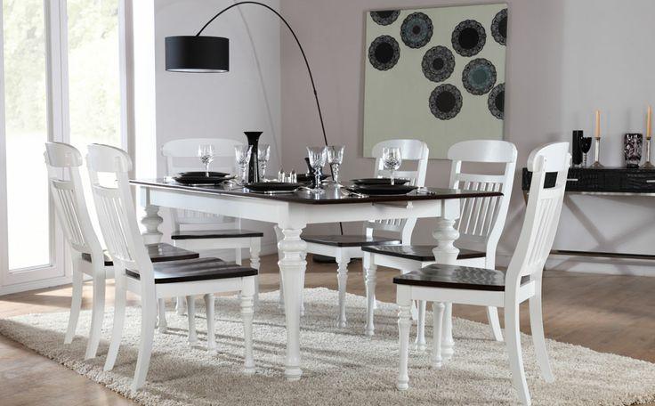 Black Wood Dining Room Set Picture 2018