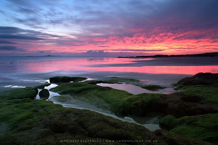 Sunrise at Lossiemouth Beach © Tomasz Szatewicz. This is one beautiful place. Good to be back.