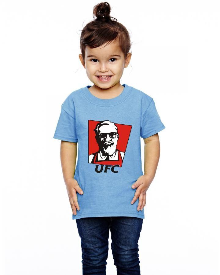 the notorious conor mcgregor t shirt funny ufc kfc Toddler T-shirt