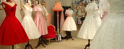 Candy Anthony retro  wedding dress