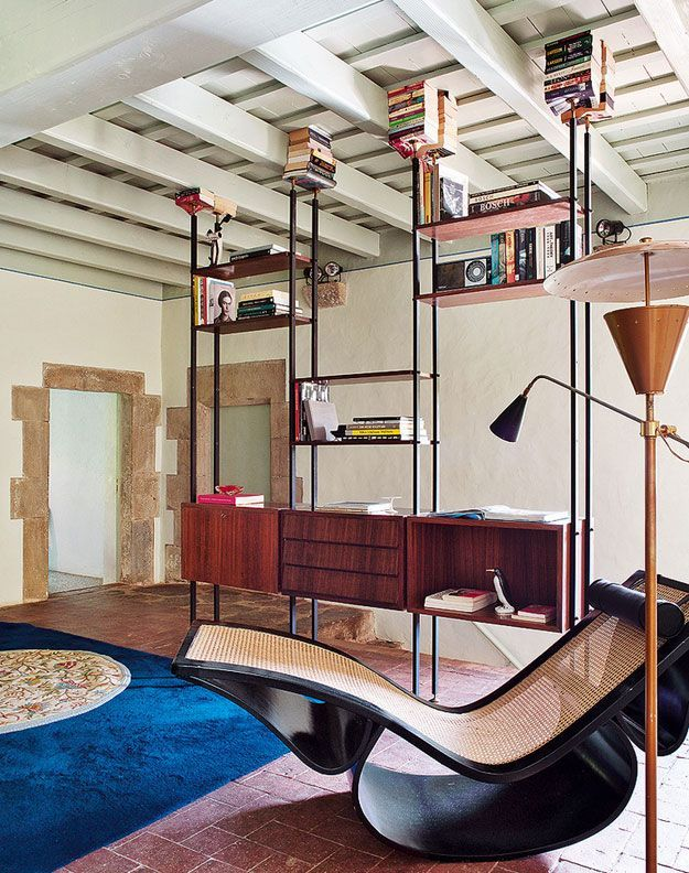 Bookshelves And Room Divider | Mid Century Modern