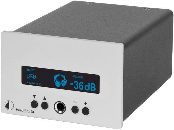 Pro-Ject Head Box DS - Amplificateur de casque audiophile 369 €