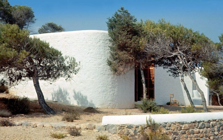 Ricardo Bofill Summer House in Ibiza 1960