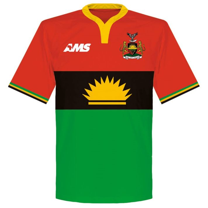Biafra Football Jersey