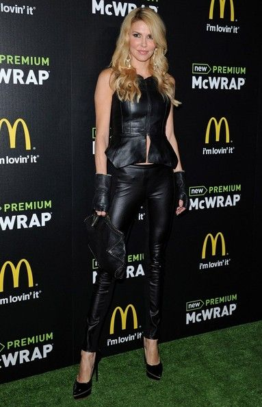 Brandi Glanville Photos - McDonald's Premium McWrap Launch Party - Zimbio
