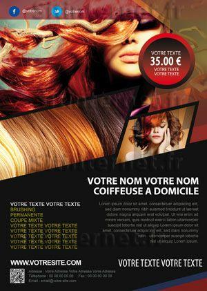 9 best images about salon de coiffure on pinterest coiffures fonts and beauty salons. Black Bedroom Furniture Sets. Home Design Ideas