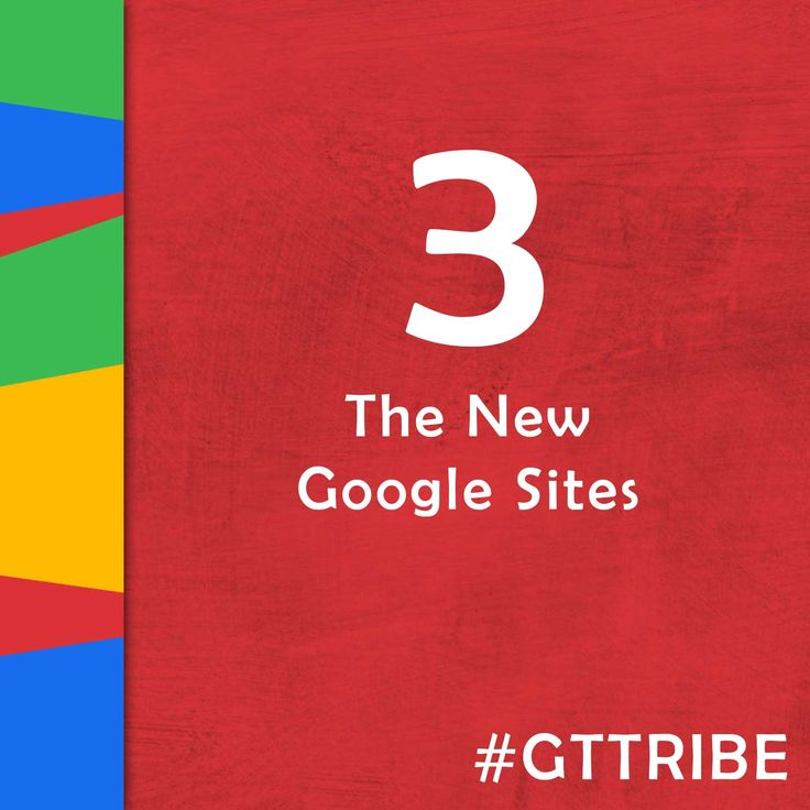 google teacher tribe 003: In this episode, Matt and I discuss the new version of Google Sites, what we like, what we don't, and ways to use it in the classroom. We also have some Google news and updates to share, and some great resources from our blogs.