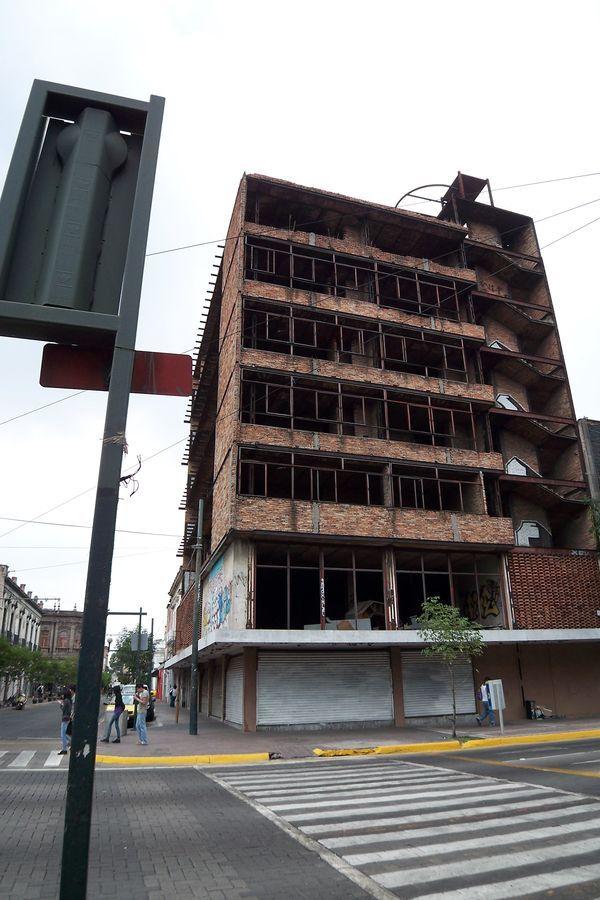 FOTOGRAFÍAS | Edificios Abandonados - Página 4 - SkyscraperCity