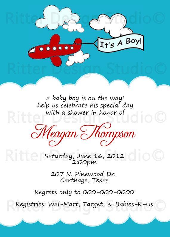 best 25+ airplane baby shower ideas on pinterest,