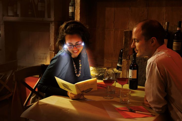 Dine by candlelight with EASYLIGHT