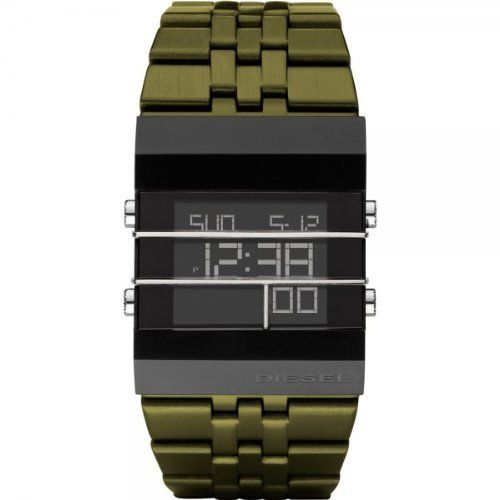 Diesel Gents Stainless Steel Chronograph Watch Diesel. Save 35 Off!. $106.95. Alarm. Date. Chronograph. Backlight