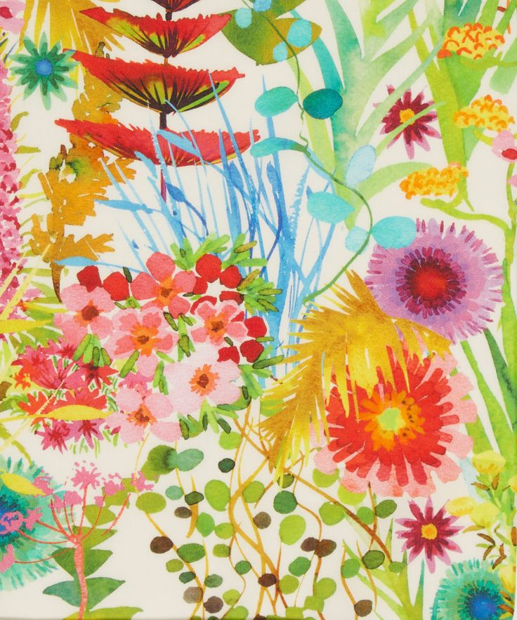 Liberty Art Fabrics Tresco Tana Lawn Cotton | Fabric | Liberty.co.uk