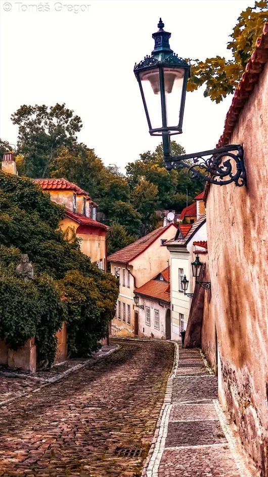 Nový Svět, Prague, Czechia
