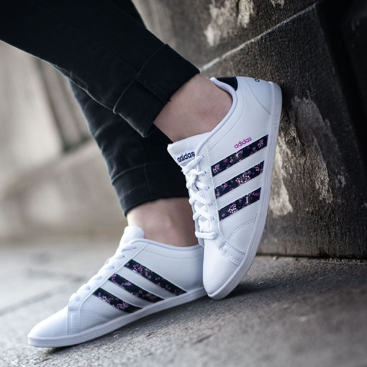 Original New Arrival 2019 Adidas NEO Label CONEO QT Women's Skateboarding Shoes Sneakers