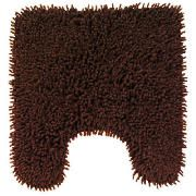 tesco Chenille Pedestal Mat, Chocolate This chocolate pedestal mat comes in a chenille design. It is made from 93% cotton and 7% polyester and can be both machine washed and tumble dried. http://www.comparestoreprices.co.uk/bathroom-accessories/tesco-chenille-pedestal-mat-chocolate.asp
