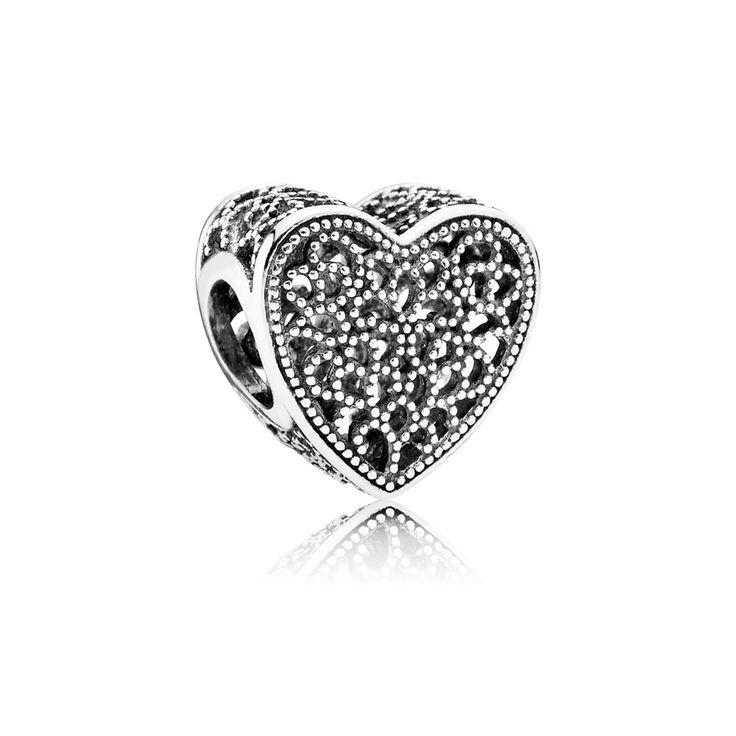 Gold, Silver & Rose Charms for Bracelets | PANDORA