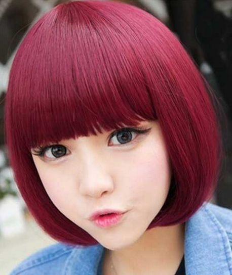 The 25 best Burgendy hair ideas on Pinterest  Burgendy hair