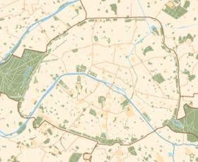(Voir situation sur carte: Paris)