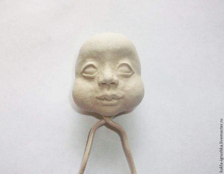 Мастер-класс по лепке кукольной головы - Ярмарка Мастеров - ручная работа, handmade