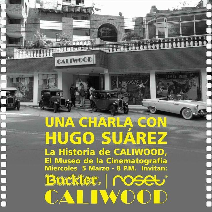 CALIWOOD, LA HISTORIA DE LA CINEMATOGRAFÍA