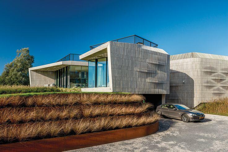 Κατοικία με στρατηγικές βιωσιμότητας στην Ολλανδία, UNStudio