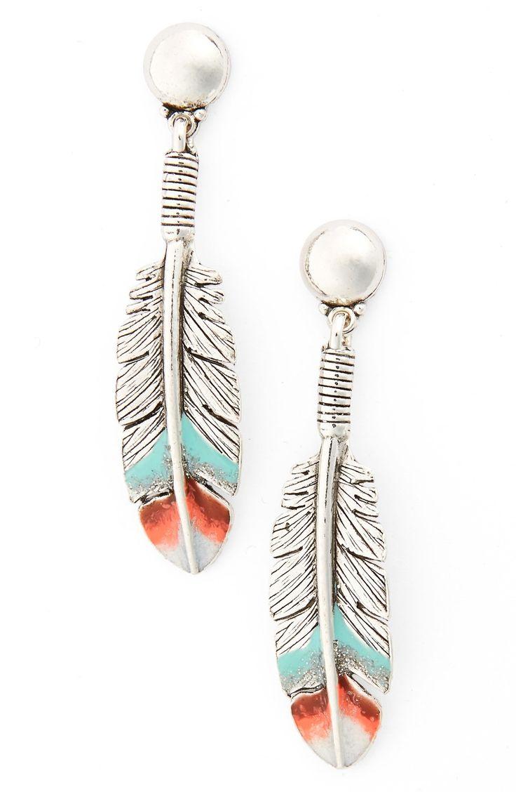 Penna Drop Earrings