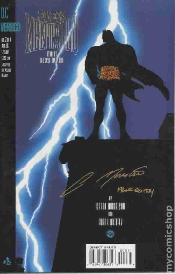 Flex Mentallo (1996) 3
