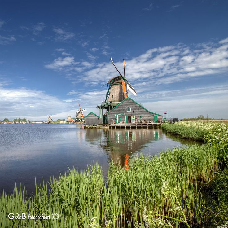 https://flic.kr/p/HtDTE5 | view on the Zaanse Schans | www.zaanseschans.nl