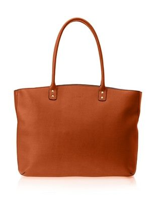 60% OFF LODIS Women's Milano Tote, Tan