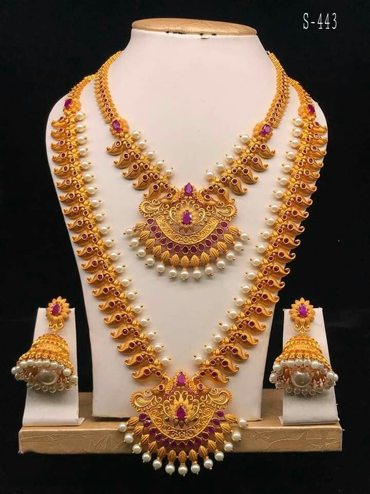 Parchesing Price Gold Jewelry Simple Necklace Gold Necklace Indian Bridal Jewelry Bridal Gold Jewellery Designs
