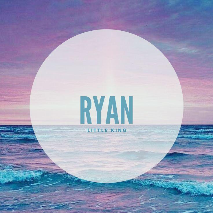 Ryan #Names #BabyNames #Ryan (With images) | Baby names ...