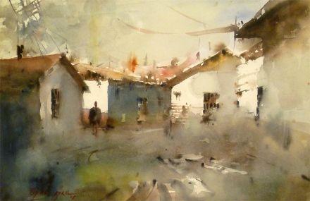 Orhan Gurel watercolor - Google Search