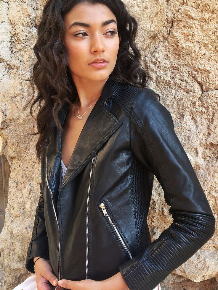 Kivari - Zingara Leather Jacket