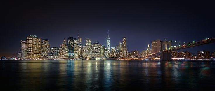 https://flic.kr/p/DaX6Vj | Manhattan Skyline