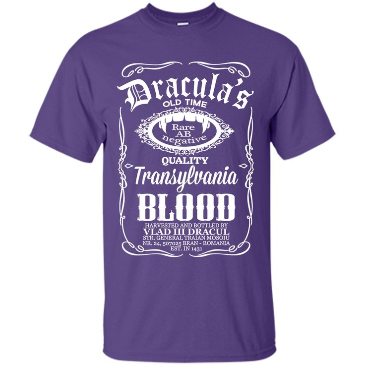 Dracula´s old time – Jack Daniel's style T-Shirt 100% Cotton. Imported. Machine wash cold with like colors, dry low heat. Lightweight, Classic fit, Double-needle sleeve and bottom hem, Unisex sizing;