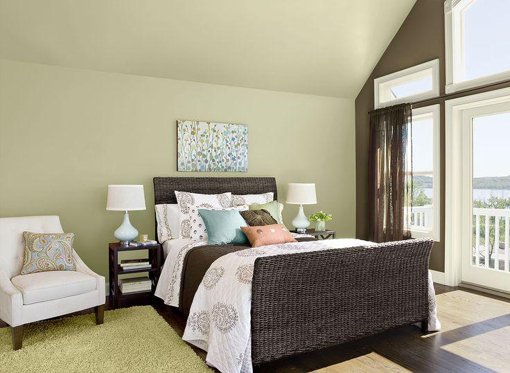 Benjamin Moore Paint Colors Green Bedroom Ideas Airy