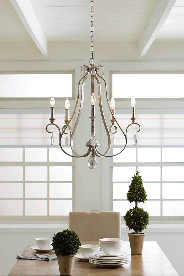 the lighting collection. The French Provincial-influenced DeWitt Lighting Collection By Feiss Has A Traditional And Elegantly Simple