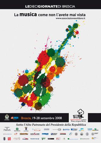 """Annuncio di lancio dell'evento """"Le X giornate di Brescia"""""""