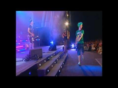 """SOUTH PUNK """"The Parrot"""" - Festival Show a Gorizia - Live"""