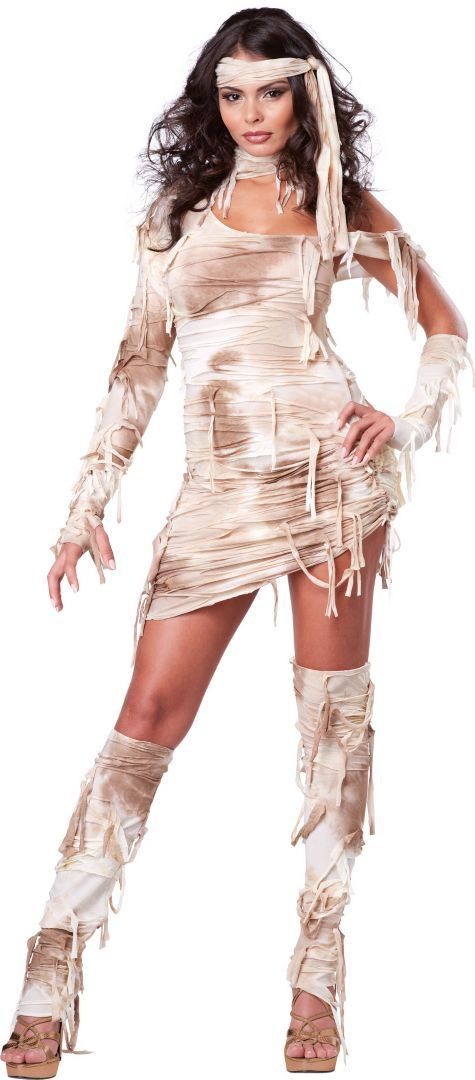 Adult Mystical Mummy Costume - Party City                                                                                                                                                                                 More