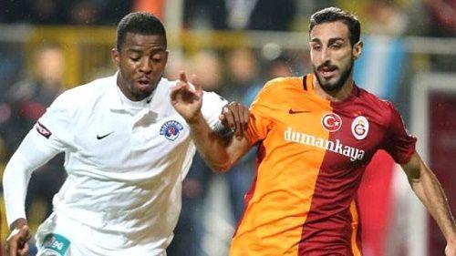 Ryan Donk, Galatasaray İle İlk Antrenmanına Çıktı