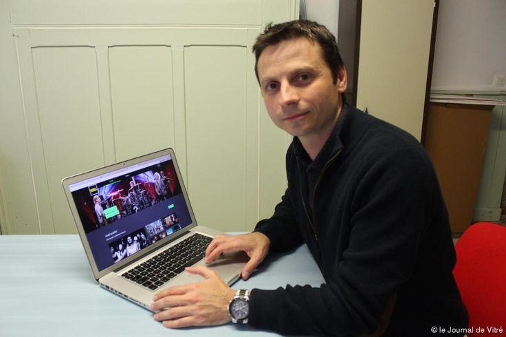Arnaud Dupuis vient de créer sa start-up, Screeny Technologies, qui propose une plateforme vidéos simplifiée. L'entreprise devrait commencer à recruter en 2017.