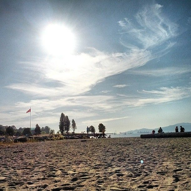 Sunset Beach, Vancouver